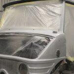 Mercedes Benz UNIMOG 406 DOKA felújítás